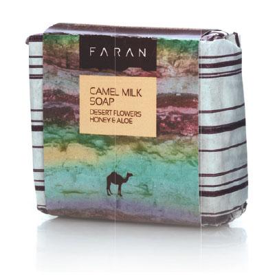 Økologisk kaldpressa kamelmelk såpe – med ørkenhonning og aloe vera [best før 11-20]