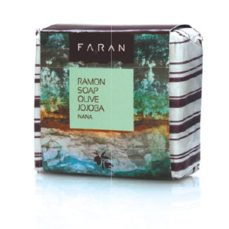 Nana – økologisk kaldpressa såpe med peppermynte [Faran]