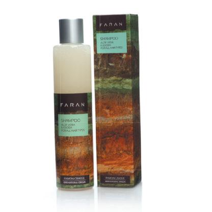 Økologisk sjampo – Aloe og Jojoba [Faran]