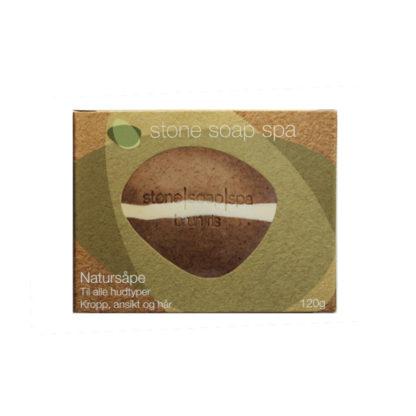Natursåpe – Brun ris [StoneSoapSpa]