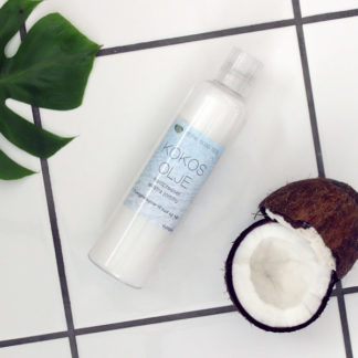 Kaldpressa kokosolje (250ml)
