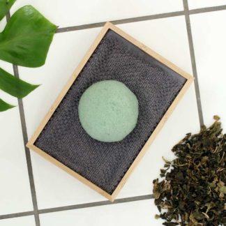 Konjac ansiktsvamp – grønn te