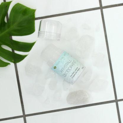 Krystall deodorant – utan parfyme og aluminiumklorid (140g)