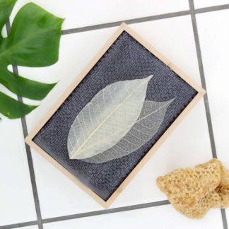 Såpeblad – butterfly pea og peppermynte