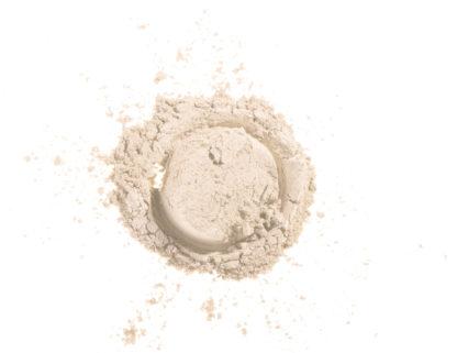 Økologisk mineral øyenskygge – Natural Beige (4g) [Faran]