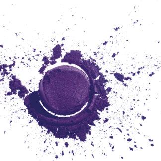 Økologisk mineral øyenskygge – Purple Star (4g) [Faran]