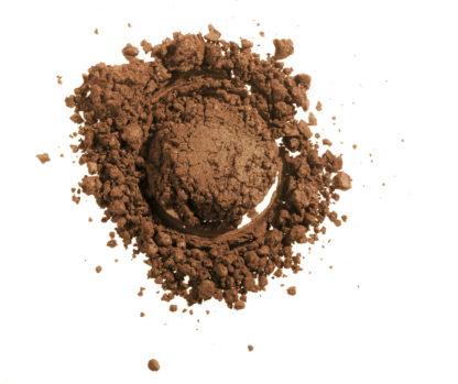 Økologisk mineral øyenskygge – Sparkling Bronze (4g) [Faran]