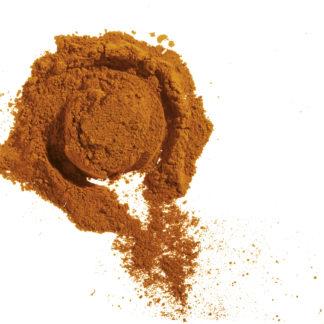 Økologisk mineral øyenskygge – Spotlight Peach (4g) [Faran]
