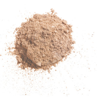 Økologisk mineral foundation – Dark Honey (8g) [Faran]