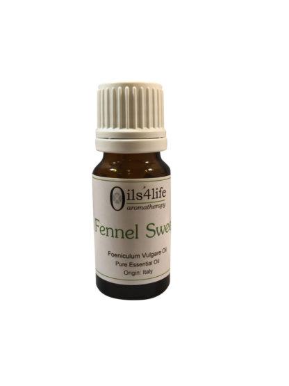 Fenikkel (søt)/ Fennel (sweet) – 100% rein eterisk olje (10ml)