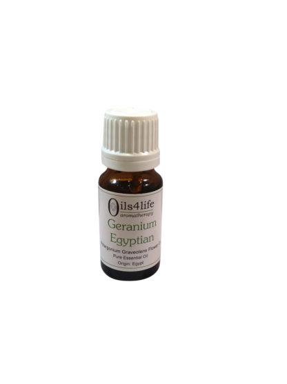 Storkenebb/ Geranium – 100% rein eterisk olje (10ml)