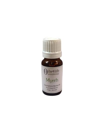 Myrra/ Myrrh – 100% rein eterisk olje (5ml)